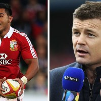 Brian O'Driscoll Selects His British & Irish Lions Backline For South Africa