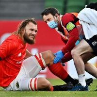 Blow For Munster As RG Snyman Suffers Fresh Injury Setback