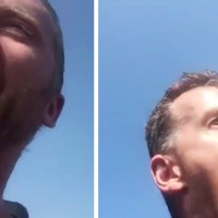Wayne Barnes Posts Hilarious Video Of Nigel Owens Terrified On A Rollercoaster