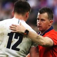 Referee Nigel Owens Makes Owen Farrell Plea & Has Some Advice For Maro Itoje