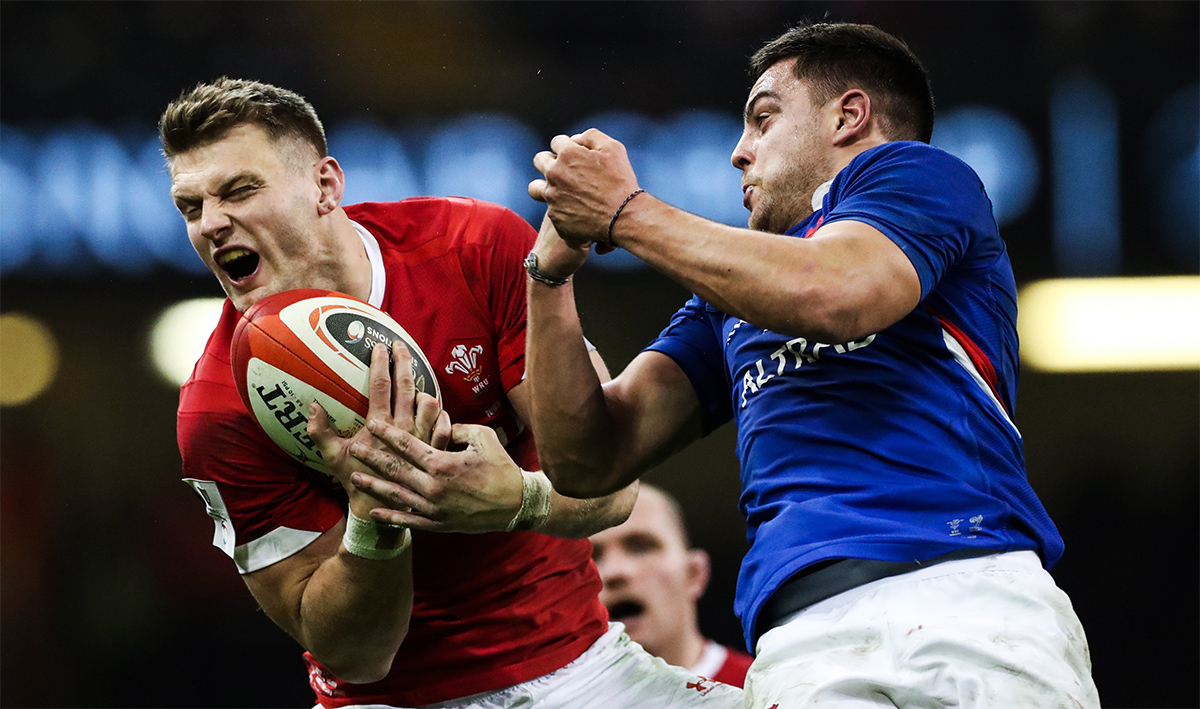 Six Nations: France deny Wales Grand Slam with stoppage time victor