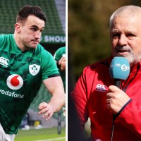The Four Irish Players That Were Name-Dropped By Lions Coaches Yesterday