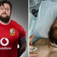 "Andrew Porter ""Absolutely Heartbroken"" Following Devastating Lions Withdrawal"