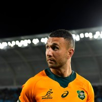Quade Cooper Posts Heartfelt Message After Being Forced To Pull Out Of Wallabies Squad