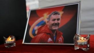 Anthony Foley was honoured on Friday