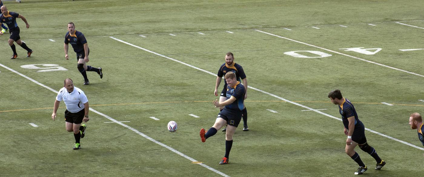 NYPD kick off Liberty Cup