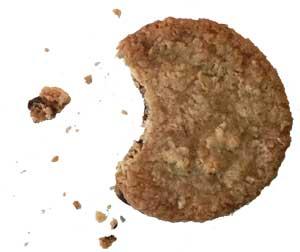 rug hooking cookie