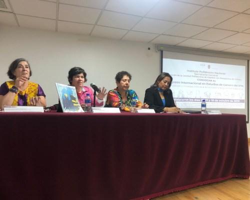 Necesario procurar la dignidad e integridad del alumnado en las IES: Congreso sobre género en el IPN