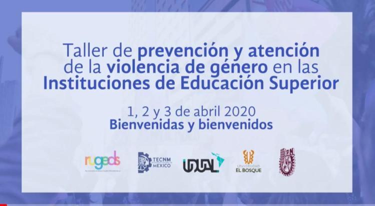 violencia de género en IES