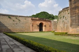 Inside View Of Bangalore Fort