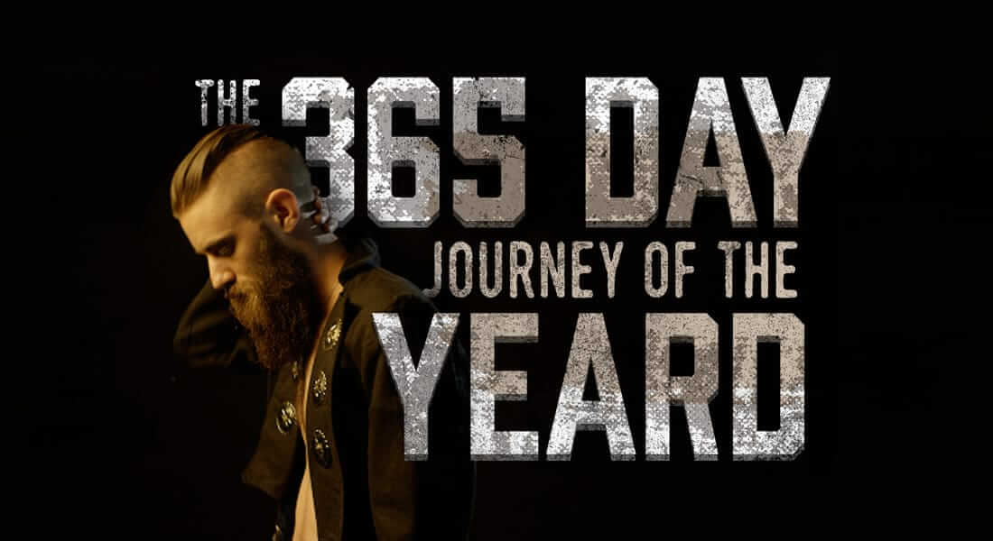 The 365 Day Journey of the Yeard