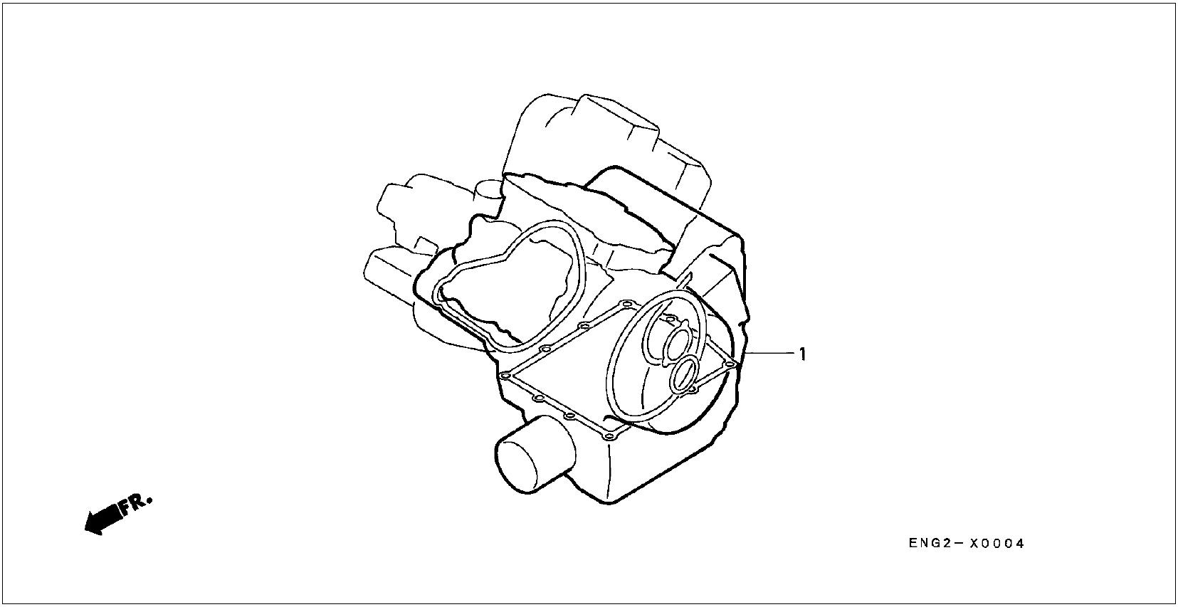 Oem Honda Gasket Kit B