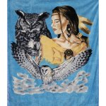 Full & Queen Southwest Korean Mink Blankets