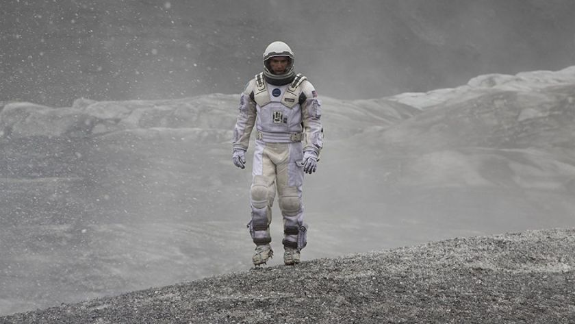 Fotograma 2: Interstellar (2014)