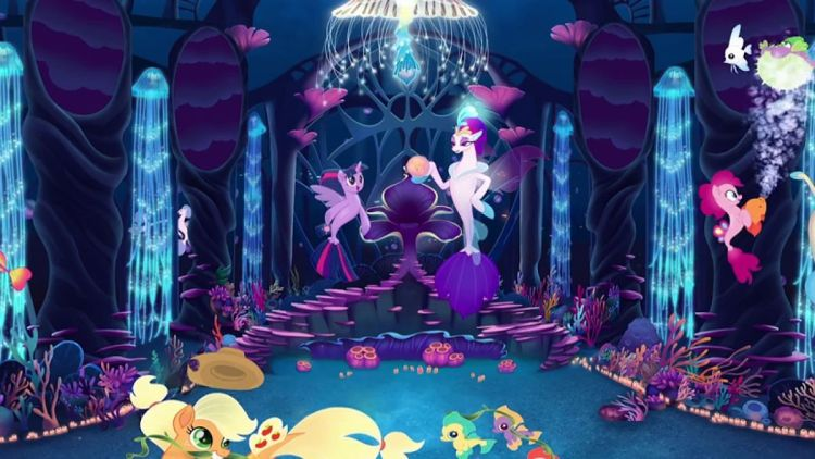 My Little Pony. La película (2017)