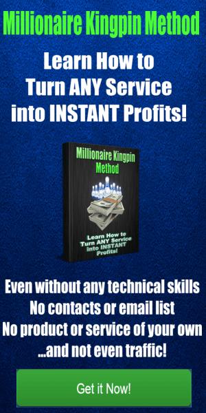 Millionaire Kingpin Method