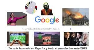 Google durante 2019