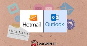 Eliminar Hotmail