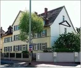 Anne Frank heeft hier gewoond