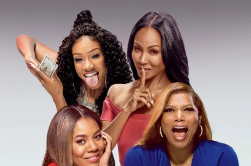 { review} +g win 1 van de 2 DVD's van Girls Trip