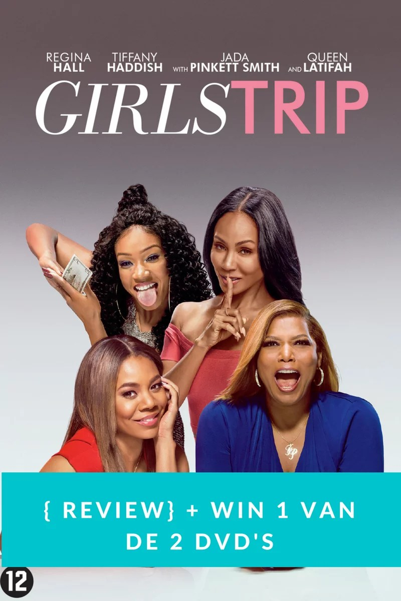 { review} +g win 1 van de 2 DVD's van Girls Trip