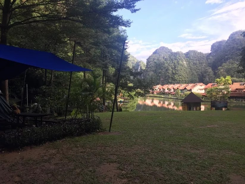 GLamping The lost World of Tambun