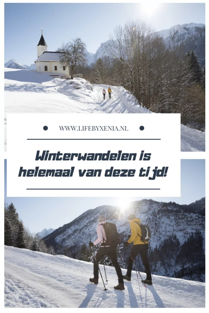 Pinafbeelding winterwandelen Kufsteinerland