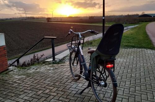 Qibbel Air fietsstoeltje