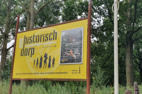 Het prehistorisch Dorp in Eindhoven