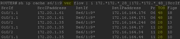 cache flow verbose