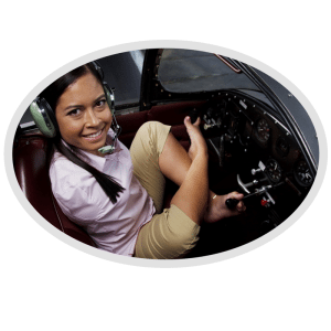 Jessica cox, Pilot and Motivational Speaker. Image from: http://media.azw.s3.amazonaws.com/