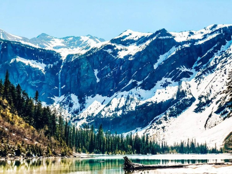 weather in glacier national park, trip to glacier national park, best national parks, best national parks to visit in april,