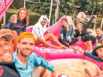 Epic Cabin Trip - Giant Inflatables