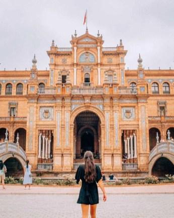 Must-Dos on a Trip to Seville - Plaza de Espana