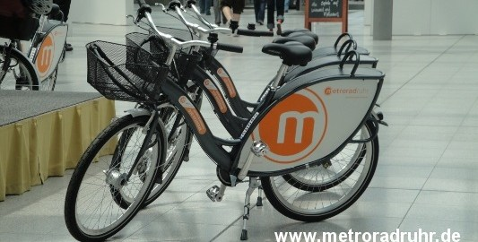 Zweiräder von metroradruhr