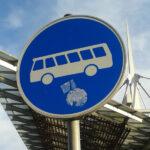 BusGebotsschild