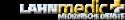 lahnmedic logo footer