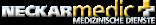 neckarmedic logo footer