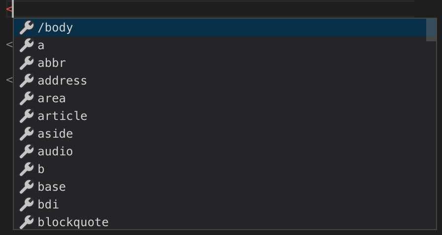 Visual Studio Codeはコードの提案をくれる