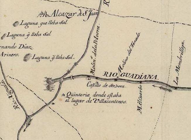 El Real Sitio de Cervera en 1769 – Ruidera treasures