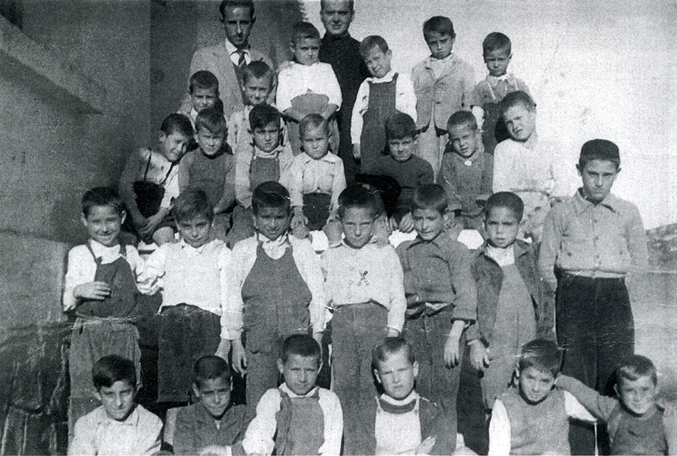 Recuerdos de un cura de Ruidera en 1955