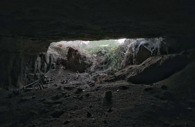 Cueva de los últimos pescadores tradicionales de las Lagunas de Ruidera