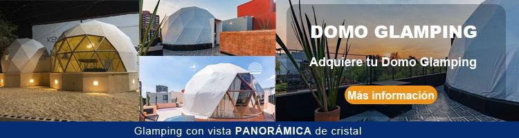 Ads Domos Glamping México Fabricantes Multidomos