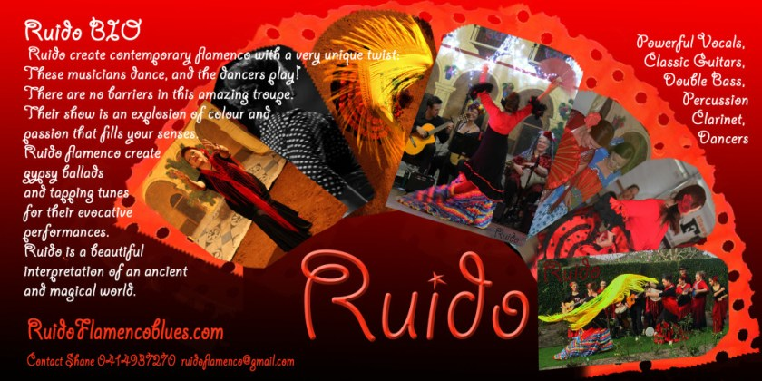 Ruido flamenco blues