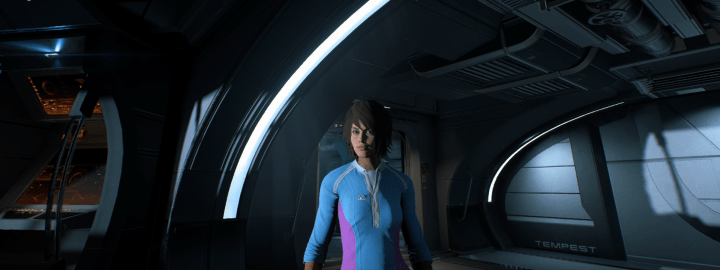 Ryder in game