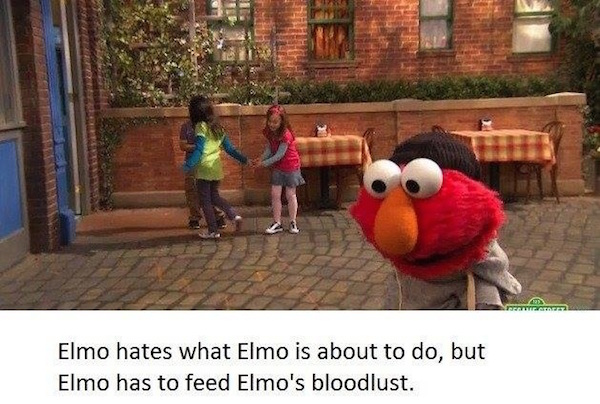 Sesame Street Is Much More Entertaining With Completely