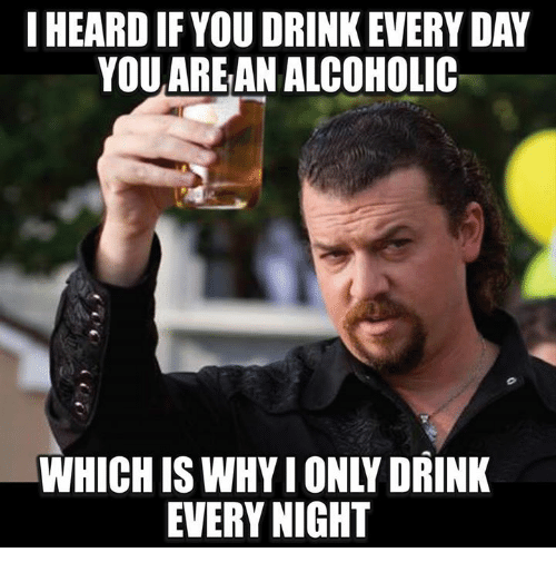 23 Hilarious Drinking Memes For Anyone Who Has A Borderline