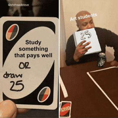 Date Someone Whose Name Starts With A J Or Draw 25 Uno Memes
