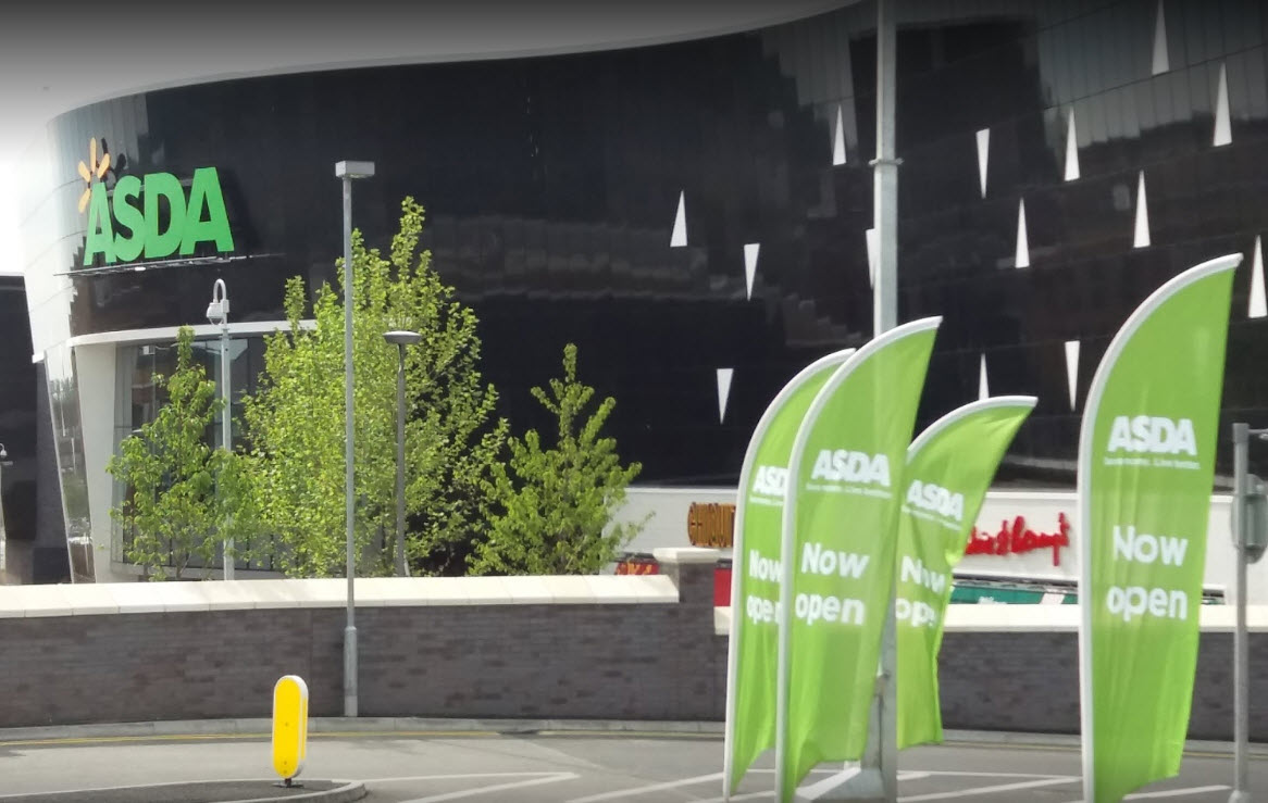 New Asda store selects Ruislip Rangers for its Green Tokens charity scheme