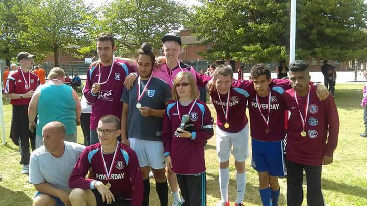 The Ruislip Rangers Disability Football Section – introductory sessions for potential new teams on Saturday 2 September